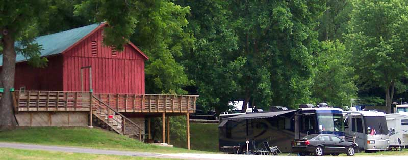 Driftwood Campgrounds & RV Park - Your Host in Scenic Western Illinois